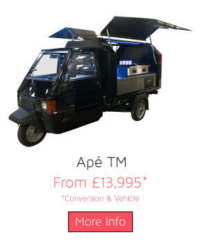 Mobile Coffee Van - Ape TM